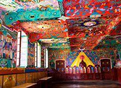 Huancayo -Concepción Convento de Ocopa , muchas cosa para ver