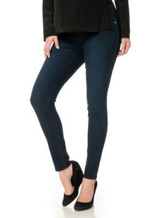 A Pea In The Pod Jeans Secret Fit Belly 5 Pocket Maternity Jeans