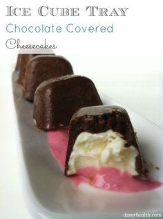 DAMY Chocolates, Truffles, Mini Cheesecakes and Fudge Bites   Amy Layne Paradigm Blog