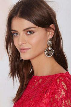 Celia Pearl Earrings