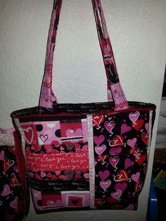 One valentine's bag