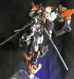 www.pointnet.com.hk - 改裝作品 1/144 Gundam Hugo Gusion Rebake!!