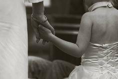 "Saatchi Art Artist John Bussey; Photography, ""Mother holding daughter hand"" #art"