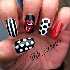 Instagram photo by b_ricketts #nail #nails #nailart
