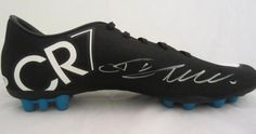 8fa0414537c3 Cristiano Ronaldo Signed Nike Cleat Ball Itp Cr7 PSADNA Certified  Autographed Soccer Cleats -- Want to know more, click on the image.