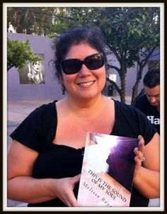 Melissa Reyes, Author of This is The Sound of My Soul