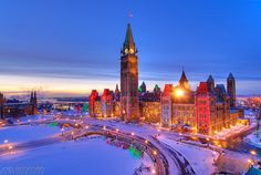 Parliament Buildings, Ottawa |