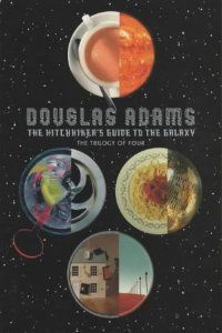 Amazon.com: The Hitchhiker's Guide to the Galaxy: the Trilogy of Four: A Trilogy in Four Parts  Douglas Adams: Books