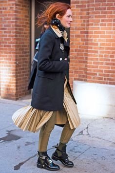 You can't beat the pleat!