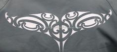 Maori Whale Design