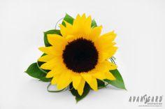 Žlutá inspirace nejen na svatbu / Yellow (wedding) inspiration slunečnice / sunflower