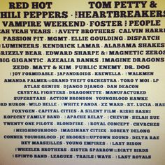 The Firefly Music Festival announces 2013 lineup!