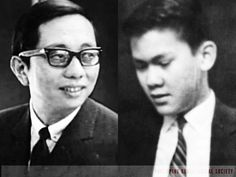 """and Sergio """"Serge"""" Osmeña III escaped from the maximum-security prison at Fort Bonifacio and flew to the United States where they sought asylum in Both come from the social elite and are related by marriage. Hi Brother, Filipiniana, Asylum, Prison, Jr, Sisters, Mens Sunglasses, Father, Marriage"""