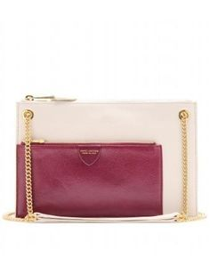 Marc Jacobs The Dollette Leather...