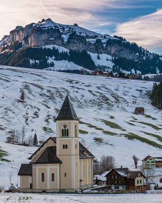 Brülisau, Appenzellerland, Switzerland