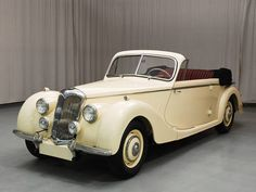 1951 RILEY RMD CONVERTIBLE