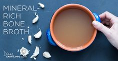 Bone broth is a super-food for so many reasons. And we (the Balanced Bites Team) aren't the only ones who think so. Chris Kresser, the Weston A. Price Foundation's Sally Fallon, Drs Paul and Shou-Ching…