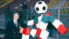 World Cup 1990 Mascot images