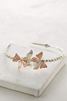 Butterflies Headband #AnthroFave