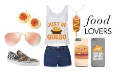 """Food Lovers Closet"" by lilybell713 ❤ liked on Polyvore featuring art"
