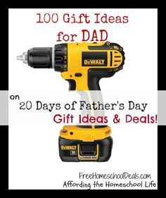 20 Days of Father's Day Gift Ideas and Deals: Day Two Items 6-10