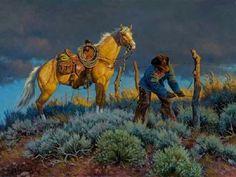 art of american west | Via DBR Ranch LLC