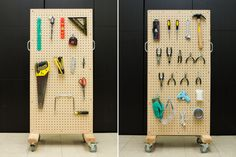 おしゃれかつ機能的、工具の収納アイデア6選!工具箱DIYや有孔ボードを活用して。 | Makit![メキット]
