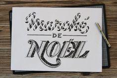 Typeverything.com -MARCHÉ DE NOËL by @Tyrsamisu.