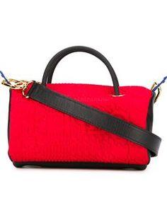 mini 'Kombo' duffle tote $383 #farfetch #shopping #DesigerClothing