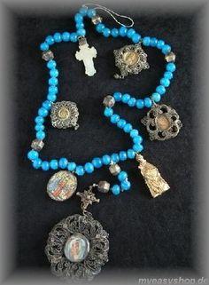 Rosary Workshop: indentify filigrees