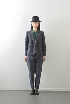 Otoaa AW 13 - Japanese fashion brand