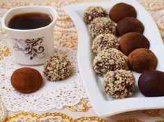 шоколадные трюфеля по-домашнему