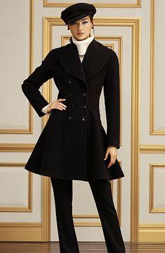 Ralph Lauren Russian-Inspired Winter Collection 2013