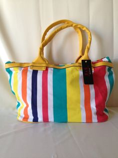 Beach Tote Bag.   Available at www.rmfashions.net