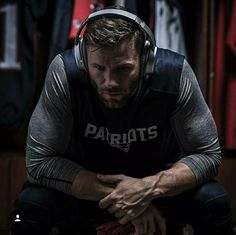 Julian Edelman we're going to miss you this season
