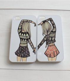 Cute best friend cases. #casesbyoliviarose