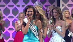 Katherine Haik of Louisiana Crowned Miss Teen USA 2015