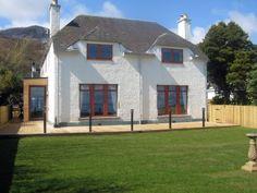 Large House: Benvarren, Corrie, Arran
