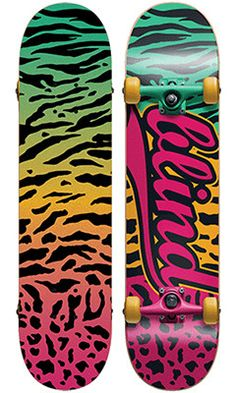 Check out the Blind Wild Athletic Youth Premium Skateboard Complete 7.25