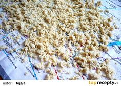 Zavářka do polévky - drobení, strouhání recept - TopRecepty.cz Snack Recipes, Snacks, Bread, Food, Pizza, Snack Mix Recipes, Appetizer Recipes, Appetizers, Brot