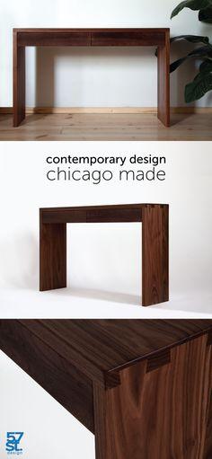 simone entryway table