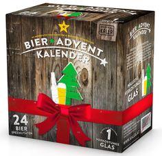 BIERKALENDER mit Bier aus Deutschland 24 x 330 ml / 4 - 6 % Deutschland