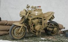 STRANGE OLDE MOTORCYCLES - WWII GERMAN SMALL MOTORCYCLE