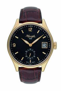 Kienzle Women's V83092342590 1822 Black Dial Watch -