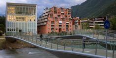 Museion in Bozen - Studio KSV Museion Bolzano http://www.museion.it/