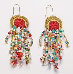Voula Karampatzaki Jewellery Designer | Living Postcards - The new face of Greece