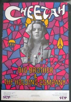 Big Brother and the Holding Company at The Cheetah 1967