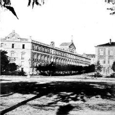 Palacio de los Duques de Medinacelli. Derribado a finales del siglo XIX, en su lugar se construyó el Hotel Palace.