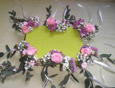Pulseritas damas de honor Decoración floral Petty Pérez-Manglano Encuentralo en www.pettyperezmanglano.com