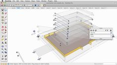 Construction Sequence Animation in SketchUp